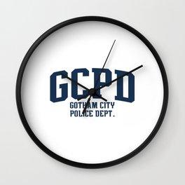GCPD Wall Clock