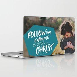 1 Corinthians 11:1 Laptop & iPad Skin