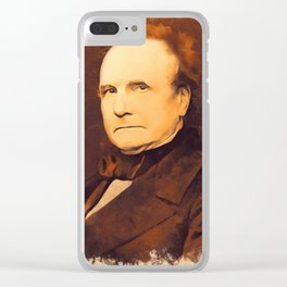 Charles Babbage, Inventor Clear iPhone Case