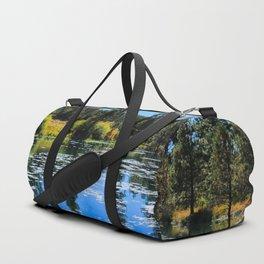 By The Lake Duffle Bag