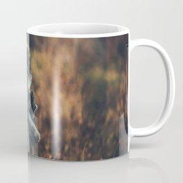 Macaque Motherly Love Coffee Mug