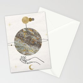 In Your Orbit Stationery Cards