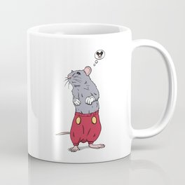 MOUSE DREAMS Coffee Mug
