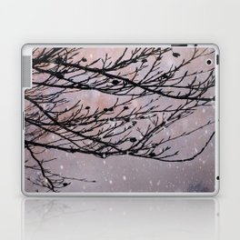 Dusky Winter Days Laptop & iPad Skin