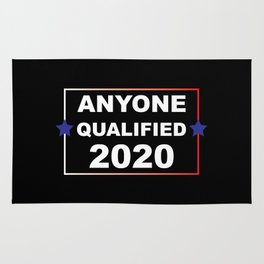 ANYONE QUALIFIED 2020 Rug