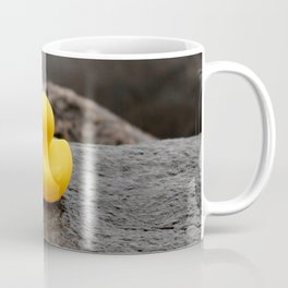 Deep Thoughts with Rubber Ducky Coffee Mug