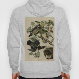 206 Summer or Wood Duck Hoody