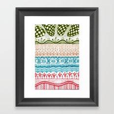 Pembroke Framed Art Print