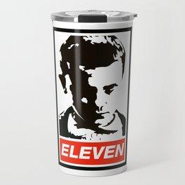 Eleven - Obey Travel Mug