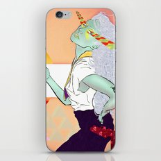 Bomb Girl iPhone & iPod Skin