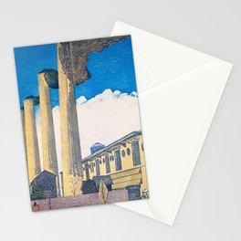 Fukagawa Waste Disposal Plant - Digital Remastered Edition Stationery Cards