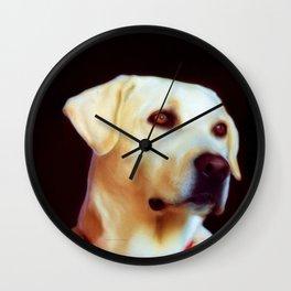 Bud Wall Clock