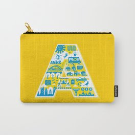Happily ever after in Austin Carry-All Pouch