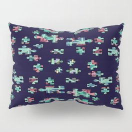 Some Things in Life are Puzzling Pillow Sham