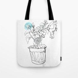 Hibisus Tote Bag
