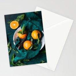 Emerald Sunshine Stationery Cards