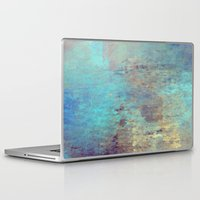 cracked Laptop & iPad Skins featuring Cracked by Jessielee
