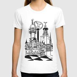 STHLM Silhouettes T-shirt