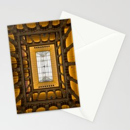 Amsterdam Shopping Center Lobby Architecture Stationery Cards