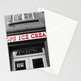 Pops ice cream - Photo Stationery Cards
