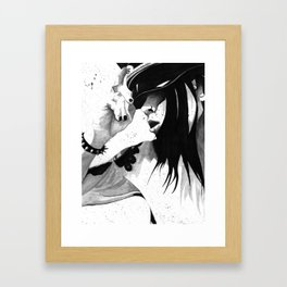 Good Sir Framed Art Print