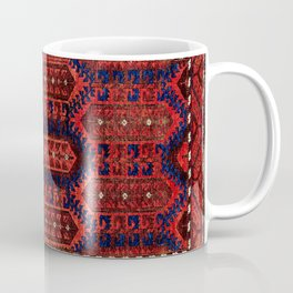 Baluch  Antique  Khorasan Persian Rug Coffee Mug