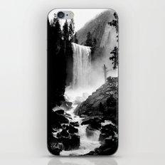 Yosemite Vernal Falls iPhone & iPod Skin