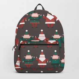 Toy Factory (Patterns Please) Backpack