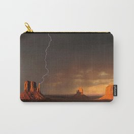 Monument Valley, Utah No. 3 Carry-All Pouch