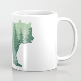 Forest Bear Coffee Mug
