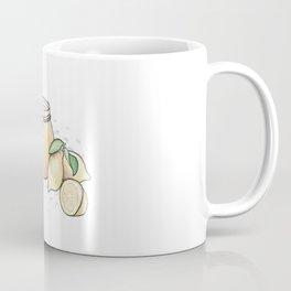 Lemon Curd Coffee Mug