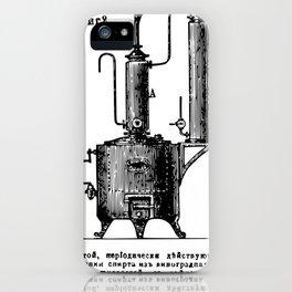 Brockhaus-Efron Distillery 2 iPhone Case