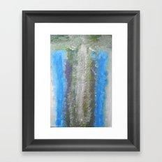 The Parting Framed Art Print