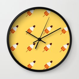 Rockets ! Wall Clock