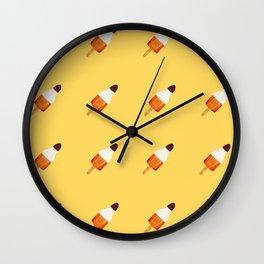 Rockets ! Wall Clock