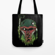 Monster Fett Tote Bag