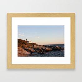 Jamestown Framed Art Print