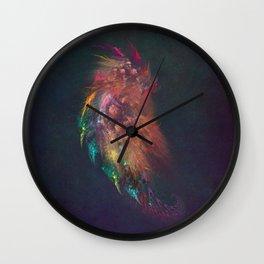 Little dragon Wall Clock