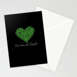 Mary Jane (white text) Stationery Cards