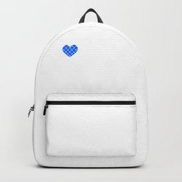 I Heart Guppies | Love Guppies - Poecilia reticulata Backpack