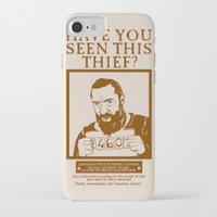 les mis iPhone & iPod Cases featuring [ Les Miserables ] Jean Valjean Hugh Jackman Mis by Vyles