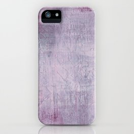 Abstract No. 436 iPhone Case