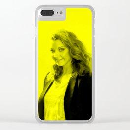 Natalie Dormer - Celebrity Clear iPhone Case