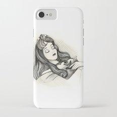 Sleeping Beauty iPhone 7 Slim Case