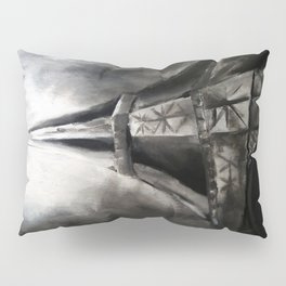 Stormy Day In Paris Pillow Sham