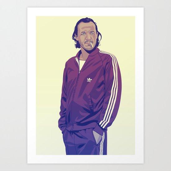 80/90s - Br. Art Print