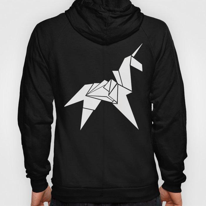 Unicorn Origami Hoody