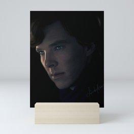 Sherlock II Mini Art Print