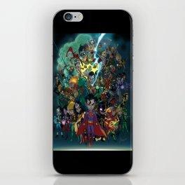 Lil' Super Friends iPhone Skin