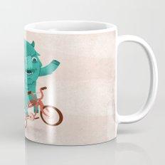 Bicycle Buffalo Mug